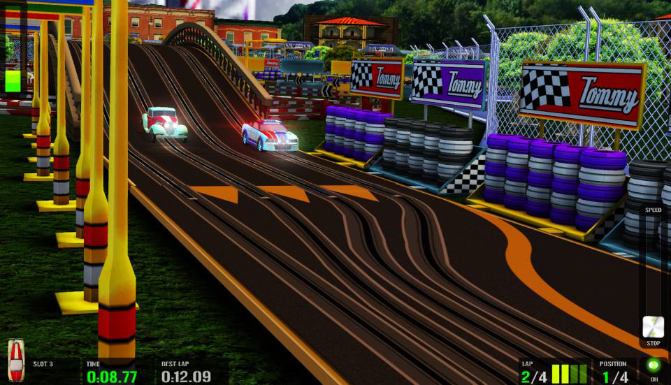 Htr Plus The Best Slot Car Simulator Ever By Qubyte